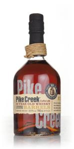 pike-creek-10-year-old-whisky