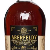 Aberfeldy 1999 vintage Cask #5 56.5% (Dewars)
