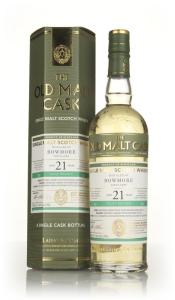 bowmore-21-year-old-1996-cask-14267-old-malt-cask-hunter-laing-whisky