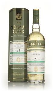 bowmore-21-year-old-1996-cask-14267-old-malt-cask-hunter-laing-whisky