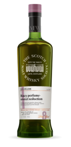 CASK No. 35.198 Racy perfume - sweet seduction