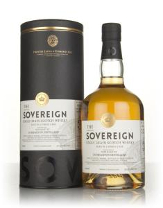 dumbarton-30-year-old-1987-cask-14327-the-sovereign-hunter-laing-whisky