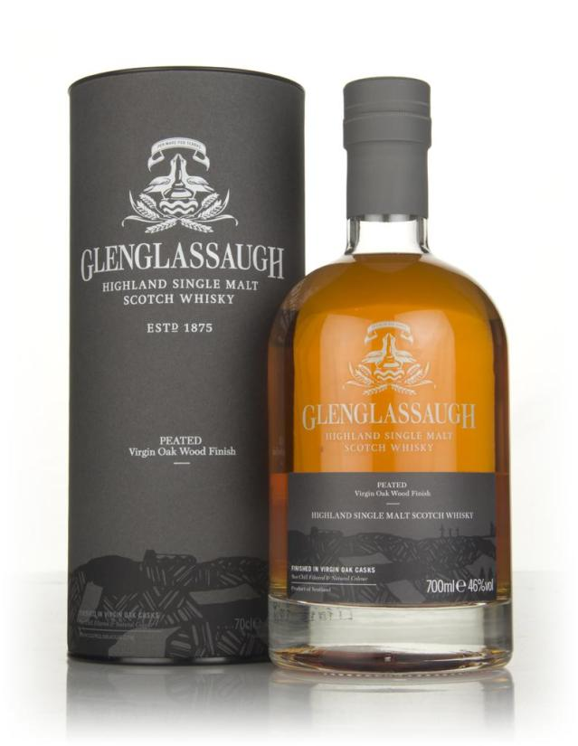 glenglassaugh-peated-virgin-oak-wood-finish-whisky