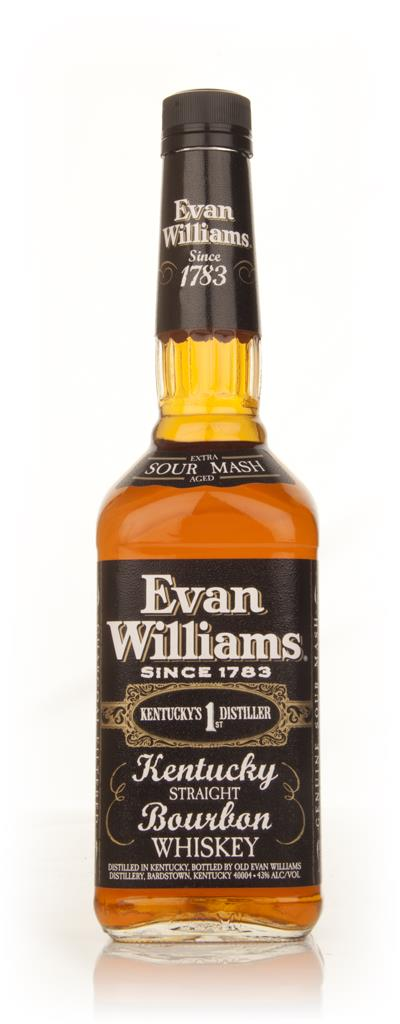 evan-williams-extra-aged-whiskey