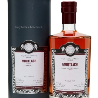 Mortlach 1997 Port Cask Finish (Bottled 2016) ~ 56.4% (Malts of Scotland)