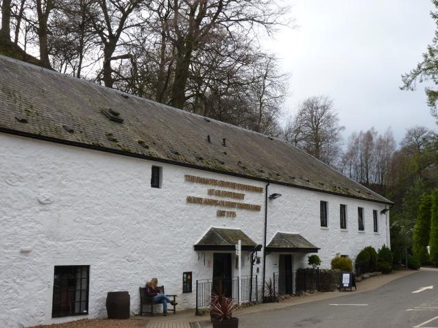 Glenturret Distillery Visit