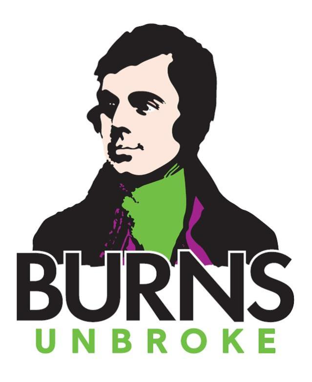 Burns Unbroke
