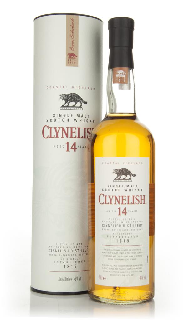 clynelish-14-year-old-whisky