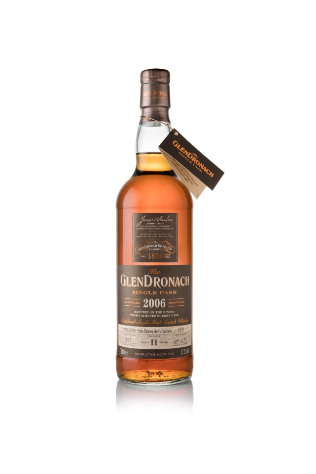 GlenDronach 11 Years Old PX Puncheon Cask#1979