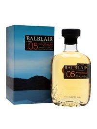 Balblair 2005-2017 vintage 2nd release