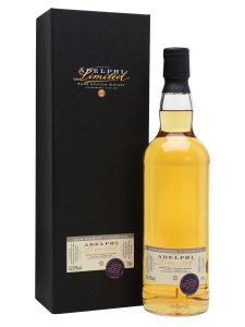 Bowmore 1989 27 year old Adelphi