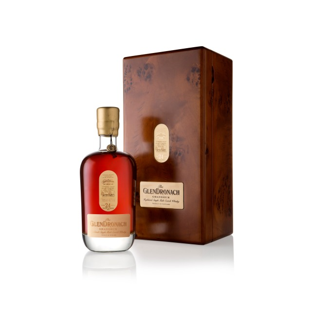 GlenDronach Grandeur Batch 9 with Case