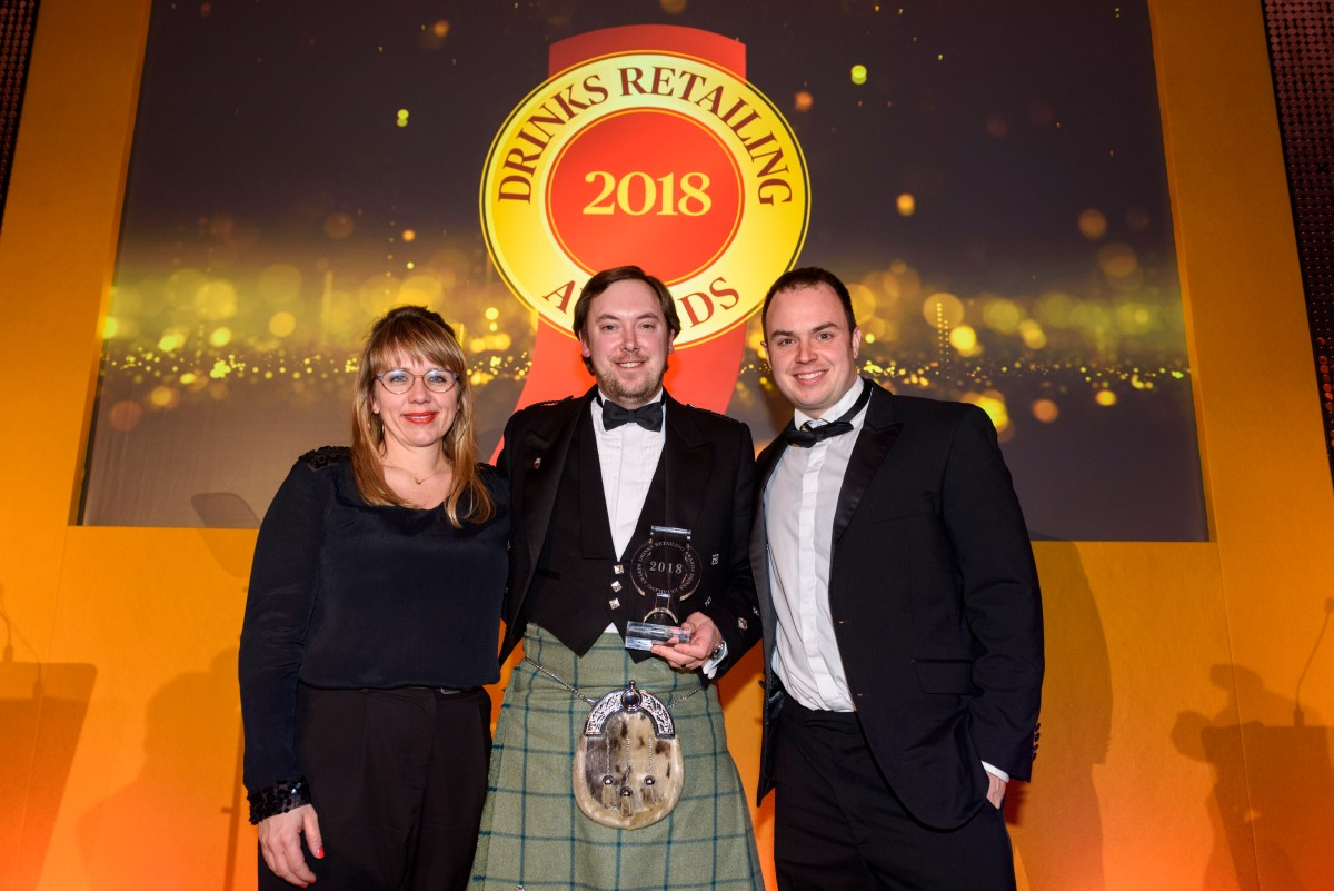 National Award for new Whisky business in Sutherland