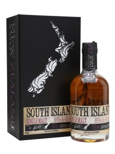 New Zealand South Island 25 Year Old