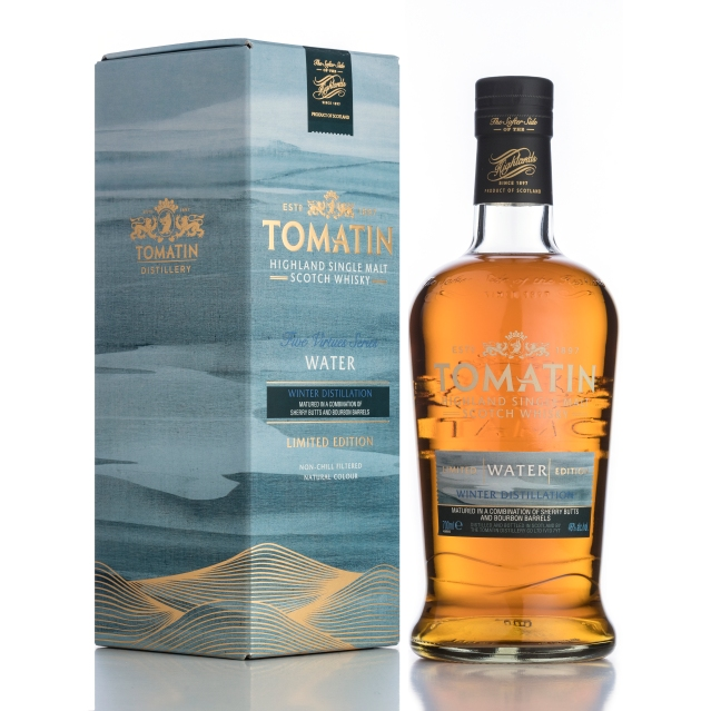 Tomatin Water with Box