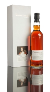 Adelphi Distillery's Winter Queen whisky.