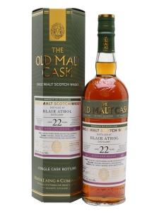 Blair Athol 1995 22 Year Old Old Malt Cask
