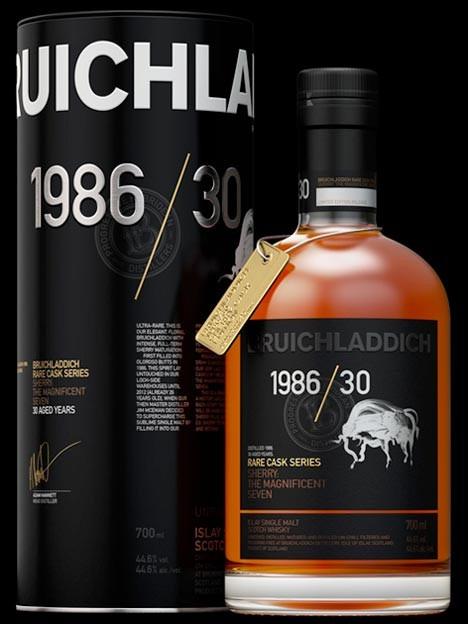Bruichladdich-Rare-Casks-1986-30-Sherry