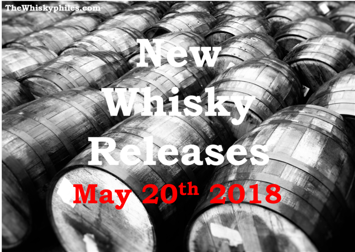 New Whisky Releases: Week 20 2018