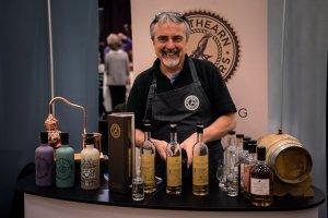 Fife Whisky Festival 2018 Tony Strat