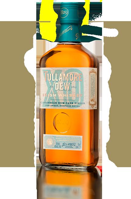 Tullamore DEW XO cask whiskey