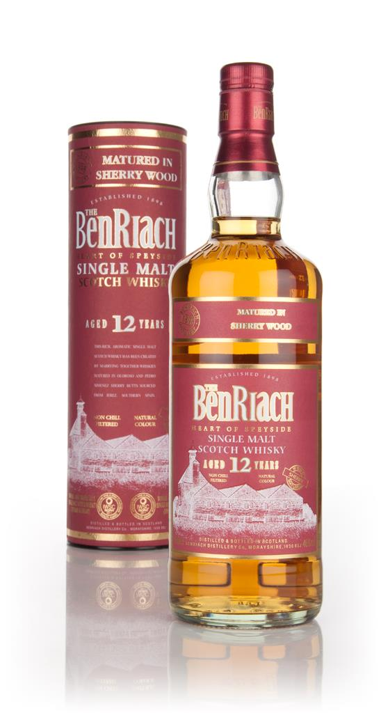 benriach-12-year-old-sherry-wood-whisky