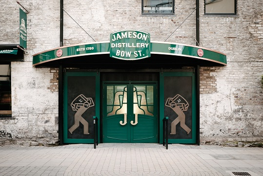 Jameson Bow St