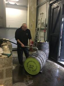 Ardnamurchan cask filling