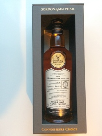 G&M Highland Park 2005 Connoisseeurs Choice CS Boxed