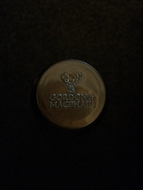 G&M Highland Park 2005 Connoisseeurs Choice CS Cork detail