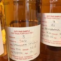 Springbank 12 Years Old 2004/2017 (57.1%, OB, Cage, R Sherry Butt, 1 Bottle)