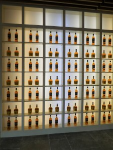 TBD Shop whisky wall