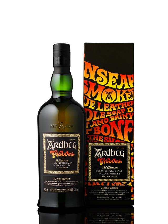 005 ardbeg grooves bottle & carton_second option