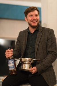 Andrew Lennie - Talisker Race to Skye Final