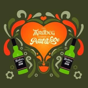 Ardbeg Peat & Love