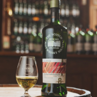 Laphroaig 8 Years Old 2009 29.244 Weaving wondrous dreams (62.2%, SMWS, Refill Bourbon Barrel, 222 bottles, 2018)
