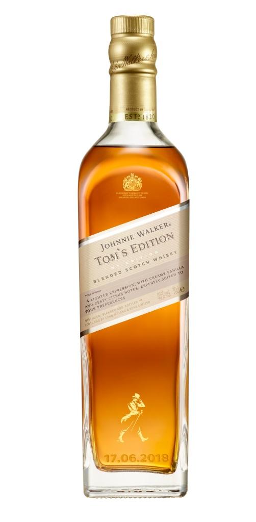 Johnnie Walker My Edition Bottle