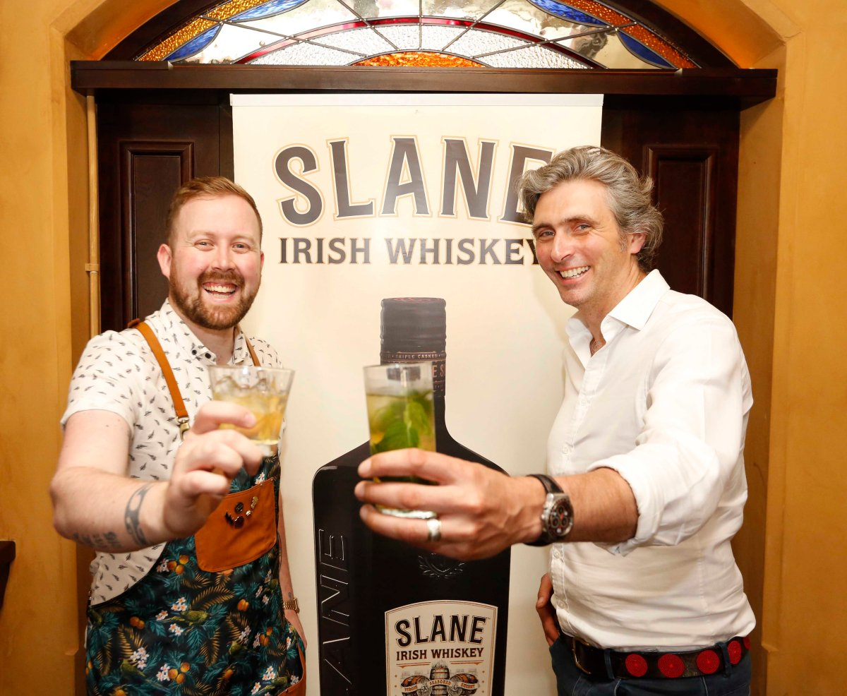 Slane Irish Whiskey launches Slane Whiskey Tasting Experience across Ireland