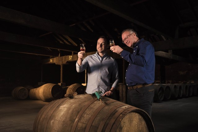 REDBREAST DREAM CASK FLIES OUT OF THE BIRDHOUSE