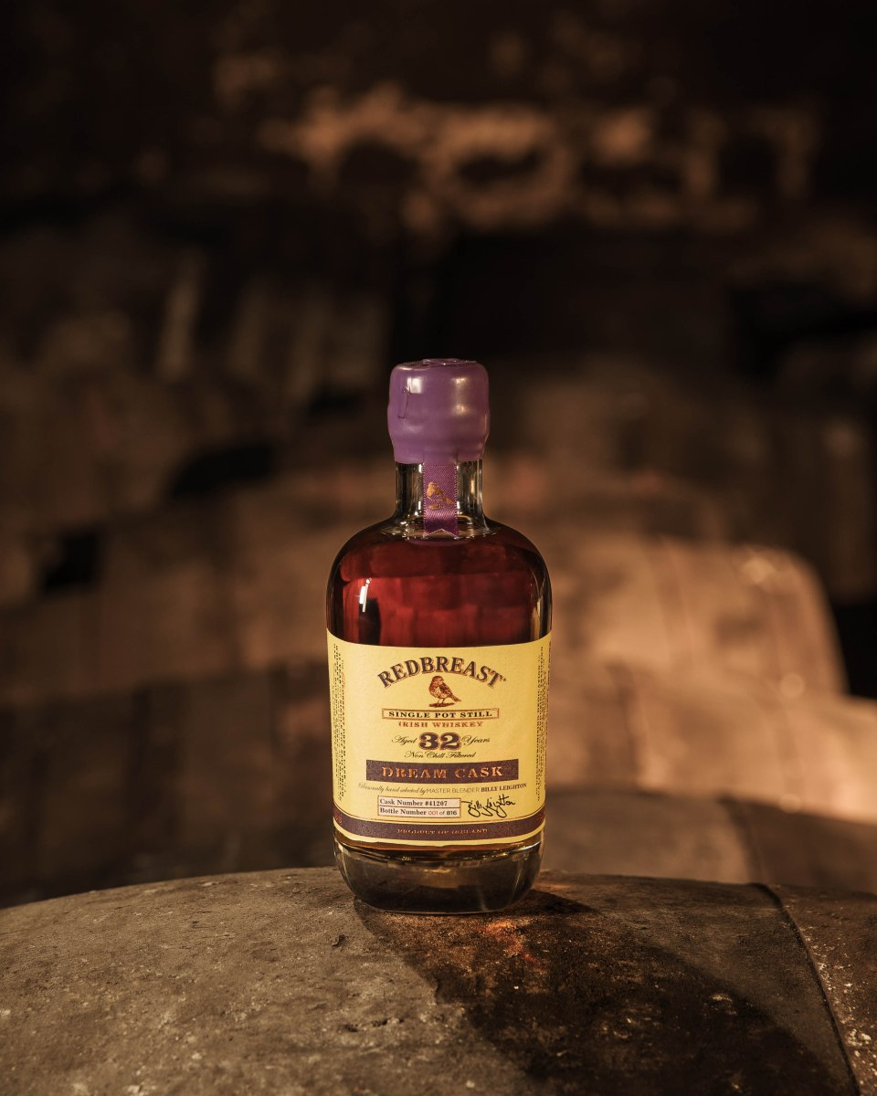Redbreast 32 Years Old 1985 Dream Cask (46.5%, OB, Oloroso Cask #41207, 816 Bottles, 2018)