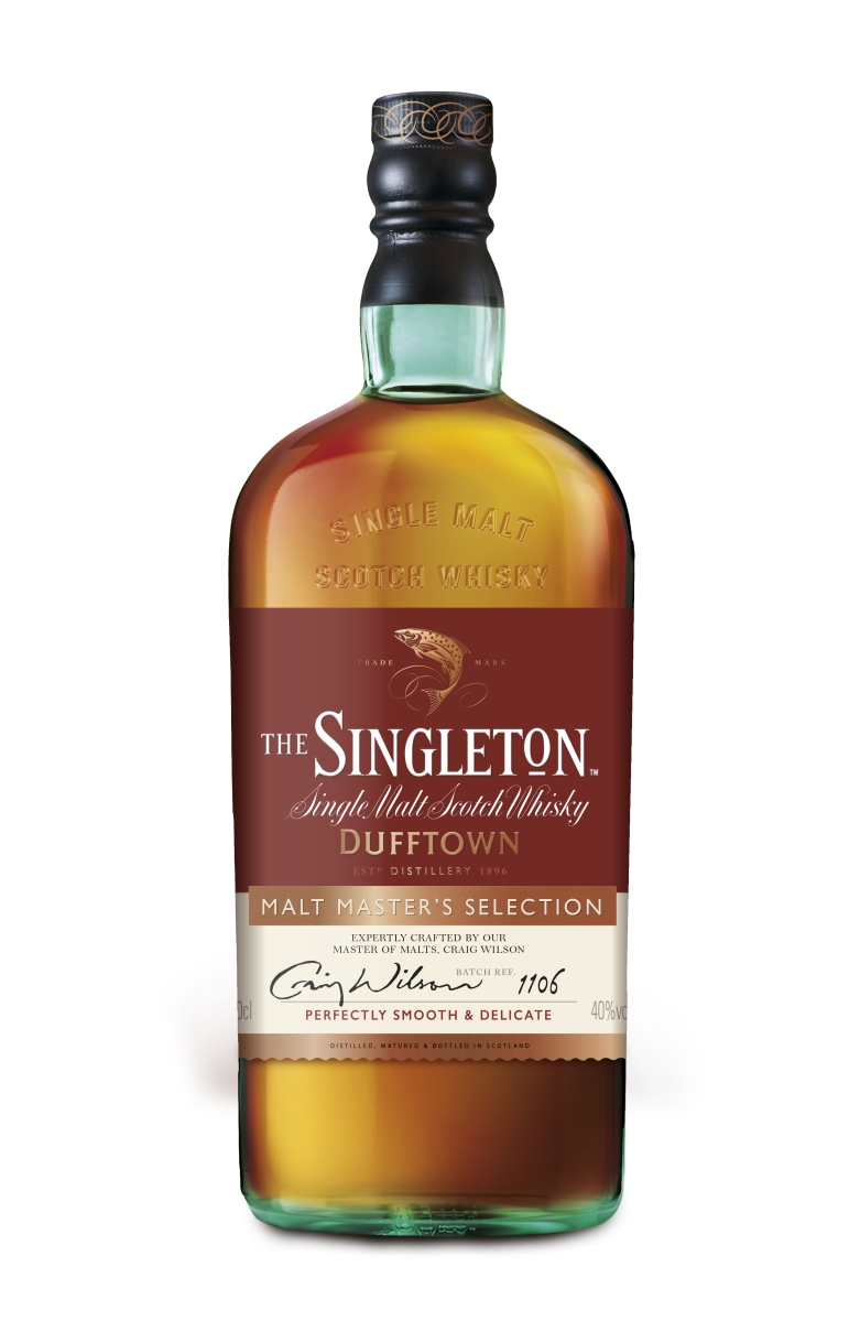 The Singleton of Dufftown Malt Master's Selection (40%, OB, 2018)