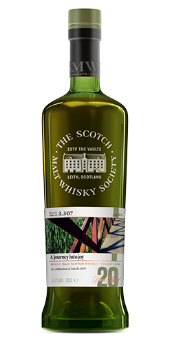 SMWS 3.307 A journey into joy