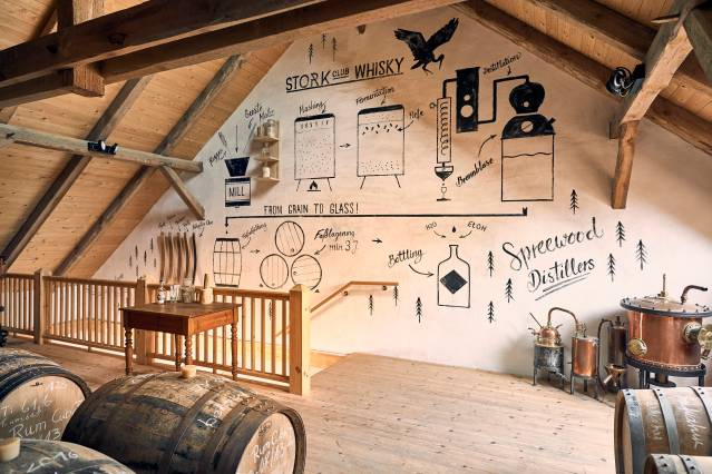 Spreewod distillers