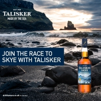 Talisker Race to Skye Bartender Competition returns for 2018; promising to be bigger and better.