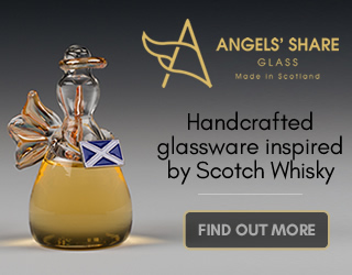 Angel's Share Glass