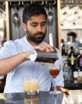 Miran Chauhan – Buck & Birch, Edinburgh