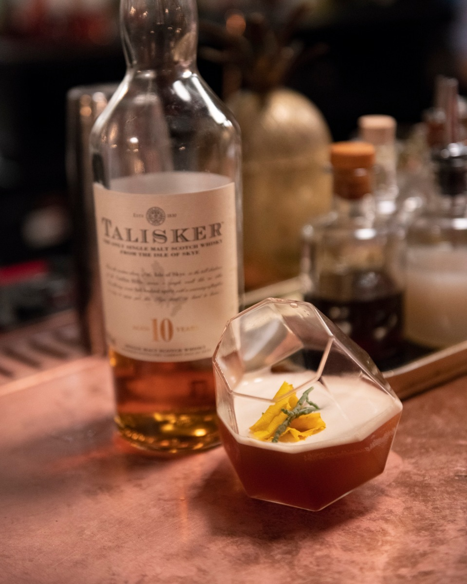 Talisker announces seven finalists for 'Race to Skye' bartender competition
