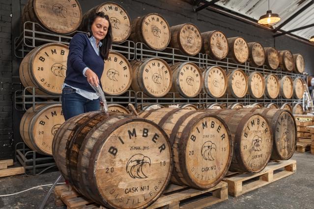 Pierwsza w historii polska whisky z Londynu