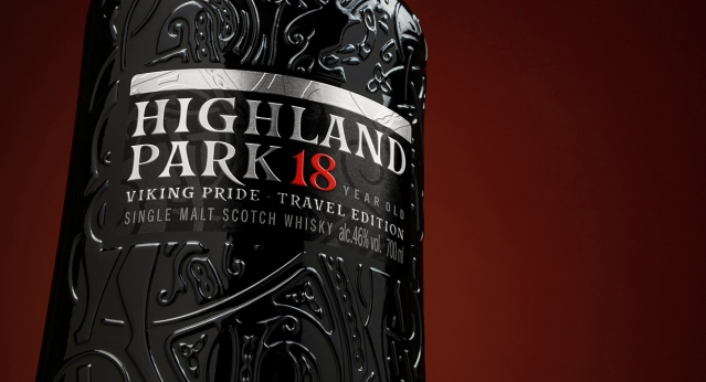 Highland Park 18yo Viking Pride Travel Edition