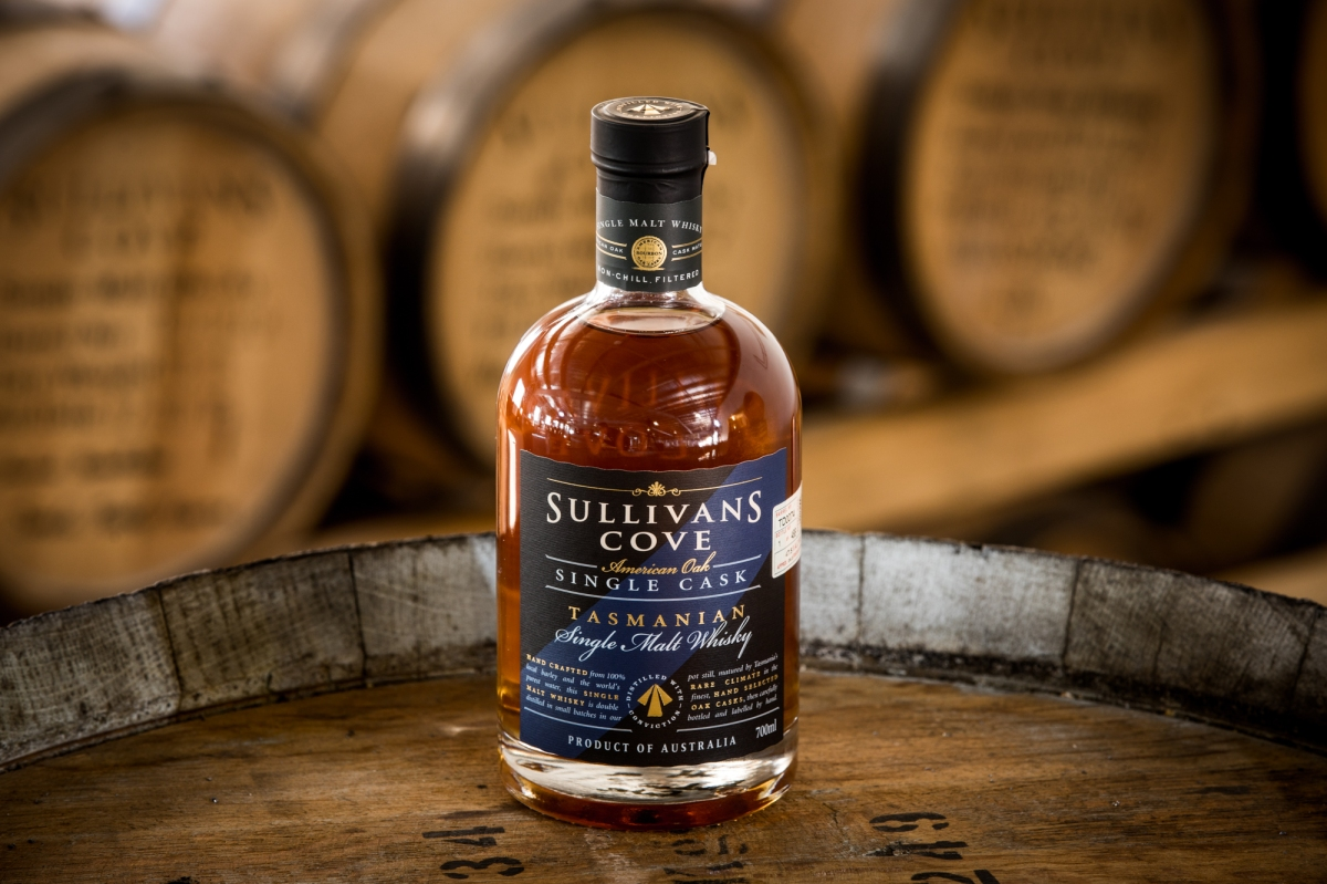 Sullivans Cove Distillery to Release Limited Edition American Oak Tawny Cask as part of New Label Series